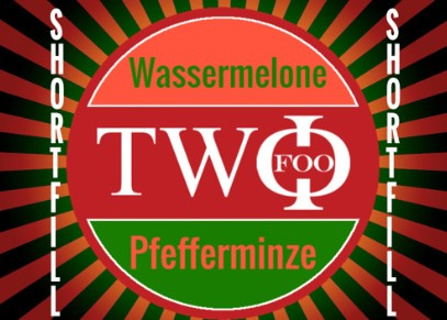 Foo TWO Wassermelone Minze Liquid kaufen online