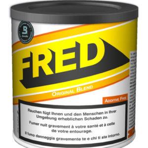 Fred Jaune Drehtabak Dose Stopftabak Tobacco Tabak kaufen Schweiz günstig Online Shop