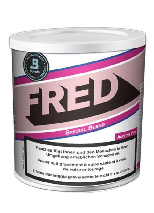 Fred Rose Drehtabak Dose Stopftabak Tobacco Tabak kaufen Schweiz günstig Online Shop