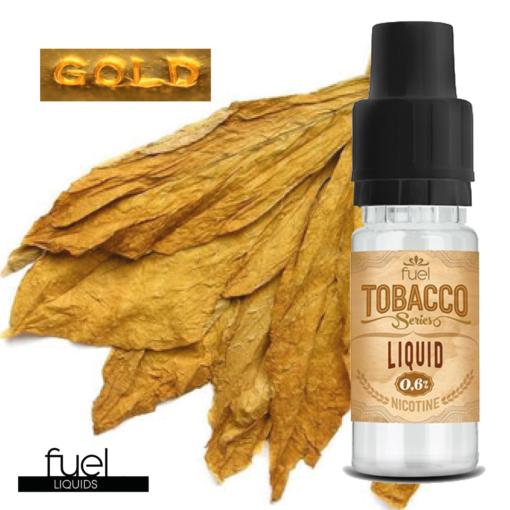 Fuel Gold Blend Tabak Liquid 50ml kaufen online