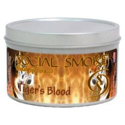 Social Tigers Blood Shisha Tabak kaufen online