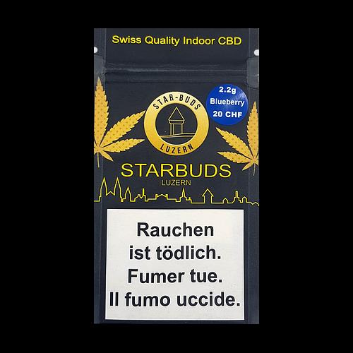 Starbuds Luzern Blueberry CBD kaufen online