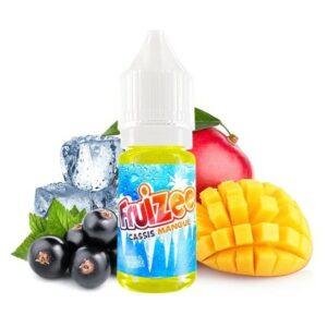 Fruizee Liquid Cassis Mangue Mango Johannisbeere frisch fruchtig süss kaufen online Shop Schweiz