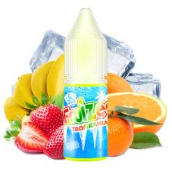 Fruizee Liquid Tropikania Banane Orange Erdbeer Mandarine frisch fruchtig süss kaufen online Shop Schweiz
