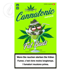 Hempy Cannatonic Indoor Fat Buds 12g kaufen online
