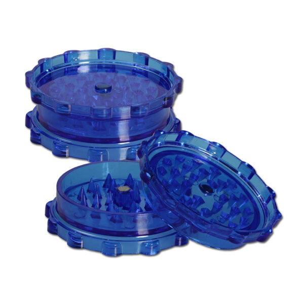 Hexa Grinder 2-tlg blau 75mm kaufen online