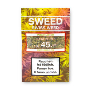 Sweed Lemon CBD 10g kaufen online