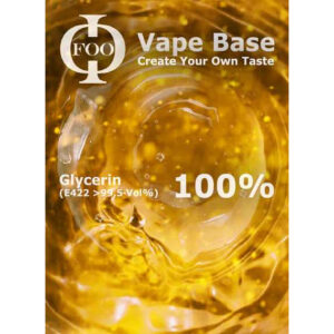 Foo Base für E-Zigaretten 100% VG kaufen online