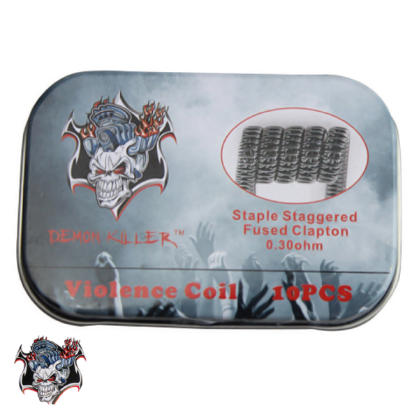 Violence Coil Staple Staggered Fused Clapton kaufen online