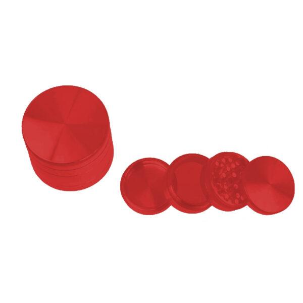 CNC Grinder Rot 4-Teilig kaufen online