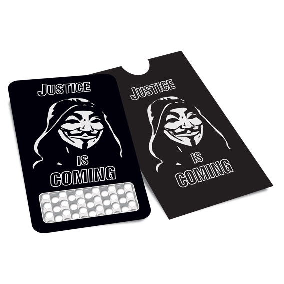 Grinder Card Anonymous kaufen online