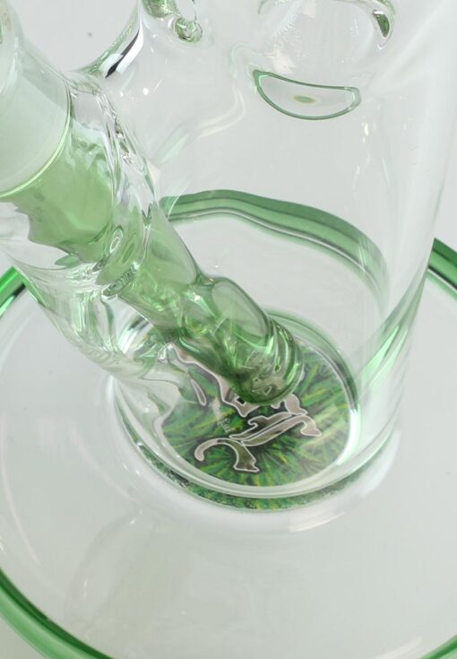 Black Leaf Bong Leaves 4 Zylinderbong Ice Logo kaufen online Shop Schweiz günstig