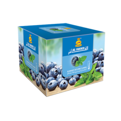 Al Fakher Blueberry Mint Flavour fruchtig Shisha Tabak kaufen online shop schweiz