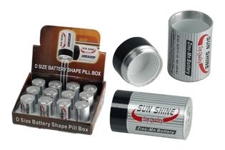 Batterie Gross Versteck Attrappe kaufen günstig online Shop Schweiz