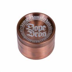 Dope Bros Amsterdam Grinder Bronze kaufen Schweiz online Shop günstig