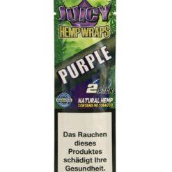 Juicy Hemp Wrap Blunt Purple kaufen online Sho günstig Schweiz