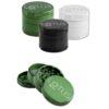 Black Leaf Lotus Keramik Creamic Grinder 55mm weiss kaufen günstig online Shop Schweiz