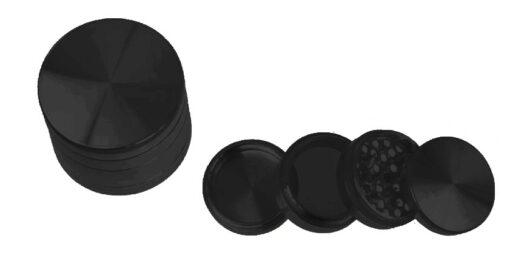 CNC Grinder Schwarz Black 4 teilig kaufen online Shop günstig Schweiz