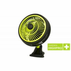 Garden High Pro 20 Watt 25 cm Clip Fan Ventilator für Zelt Profan kaufen online Shop günstig Schweiz