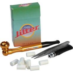 Jilter Aluminium Pipe Pfeife One Hit Gold kaufen online Shop Schweiz günstig