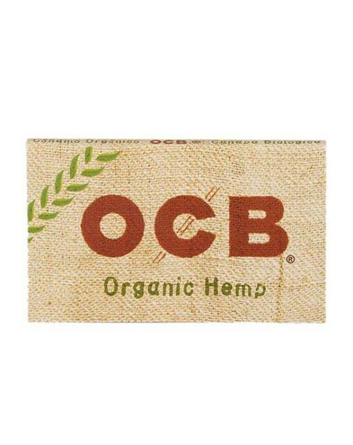 OCB Organic 100 Zigarettenpapier doppel Hanfpapier kaufen online Shop Schweiz günstig