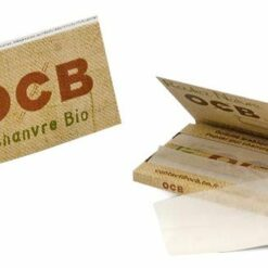OCB Organic 100 Zigarettenpapier doppel fenster Hanfpapier kaufen online Shop Schweiz günstig