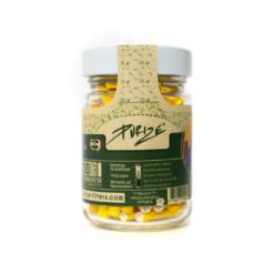 Purize XTRA Slim im Glas Gelb Aktivkohlefilter kaufen online