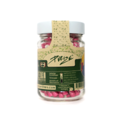 Purize XTRA Slim im Glas Pink Aktivkohlefilter kaufen online
