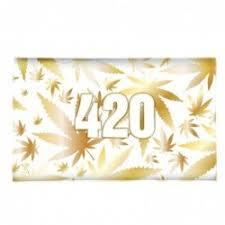 V-Syndicate Rollin Tray Mischschale Gold 420 Glas Schale kaufen online Shop Schweiz