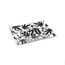 V-Syndicate Rollin Tray Mischschale Green 420 Glas Schale kaufen online Shop Schweiz