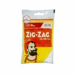 Zig Zag Zigarettenfilter Slim 120 Stück kaufen online Shop günstig Schweiz