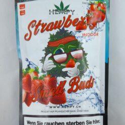 Hempy Strawberry CBD 25 Gramm günstig kaufen online Shop Schweiz
