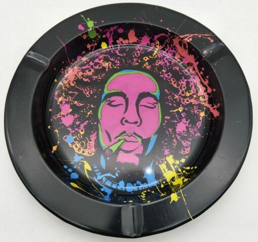 Metal Tin Bob Marley Aschenbecher Ashtray kaufen online Shop günstig Schweiz