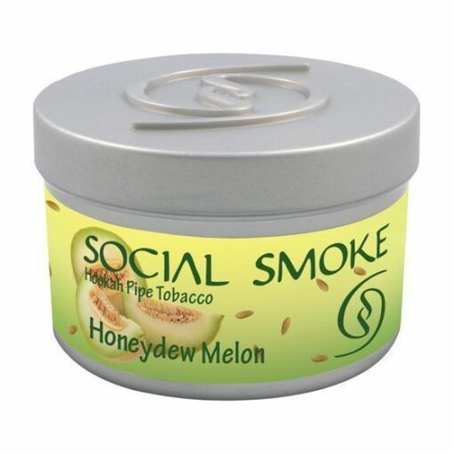 Social Smoke Honeydew Melone Honigmelone Shisha Tabak Hookah Tobacco günstig Schweiz kaufen