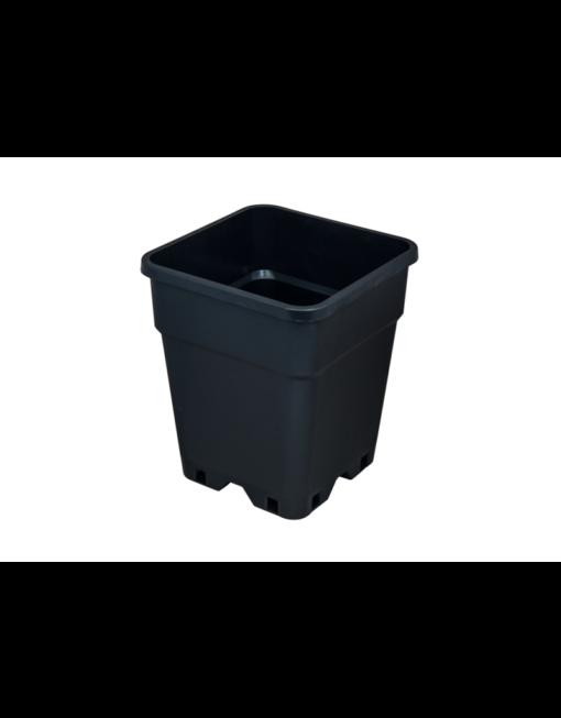 Topf 18 Liter schwarz viereckig kaufen Schweiz günstig