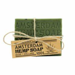 Amsterdam Hemp Soap Hanf Seife Handgemacht 100g kaufen günstig online Shop