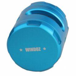 Black Leaf Wondoz Grinder hell Blau 62mm Durchmesser Boden kaufen online Shop Schweiz günstig
