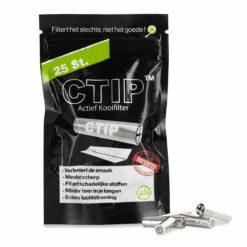 CTIP Aktivkohlefilter aus Metall konisch aus Aluminium kaufen online Shop Schweiz