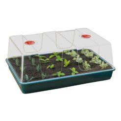 Garland Treibhaus XL Dome für Trays Erde Pflanzen Hanf Stecklinge kaufen Schweiz online