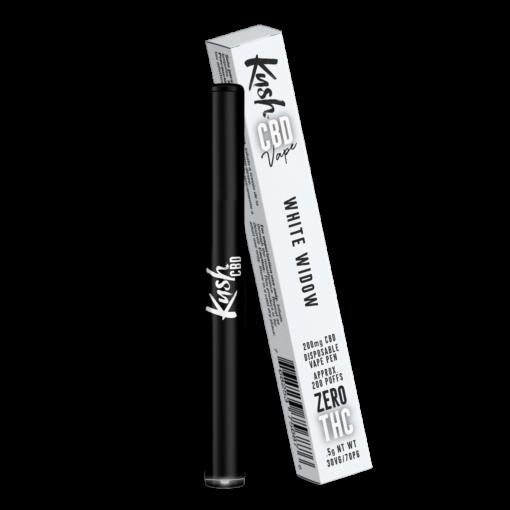 Kush CBD Vape pen Einweg Stift 200mg White Widow kaufen online Shop
