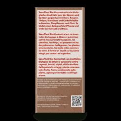 Maag Sano Plant gegen Schädlinge und Raupen Bio Konzentrat Natürlich kaufen online Shop Schweiz