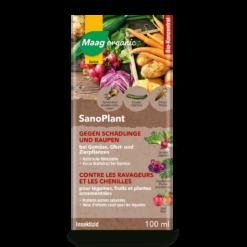 Maag Sano Plant gegen Schädlinge und Raupen Bio Natürlich kaufen online Shop Schweiz