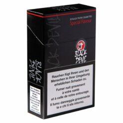 Black Devil Vanilla Vanille Caramel Zigaretten Süss Aroma kaufen Schweiz online Shop