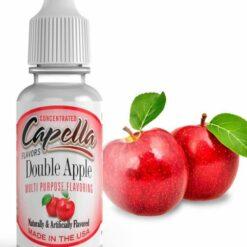 Capella Double Apple doppel apfel Aroma e zigarette liquid machen günstig kaufen schweiz online