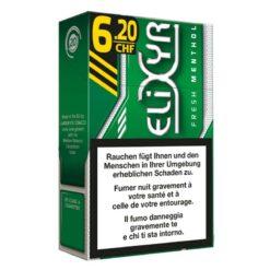 Elixyr Fresh Menthol Zigaretten kaufen Schweiz online Shop