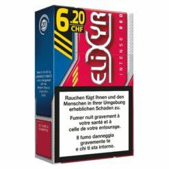 Elixyr Red Rot Intense Zigaretten kaufen Schweiz online Shop