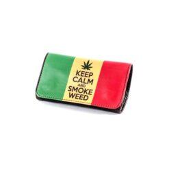 La Siesta Tabakbeutel Tabaktasche Keep Calm and smoke Weed kaufen Schweiz online Shop günstig.jpg