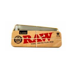 RAW Caddy Metal Tin Case Box King Size kaufen Schweiz online Shop günstig