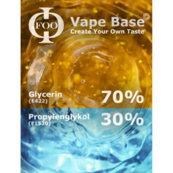 Foo Liquid Base 70-30 VG-PG kaufen online