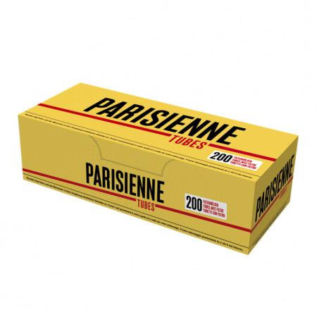 Parisienne Zigaretten Hülsen Tubes 200 Stück kaufen online Shop Schweiz günstig